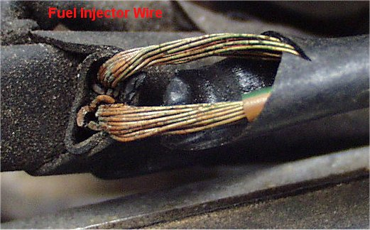 Mercedes Bad Wiring Years
