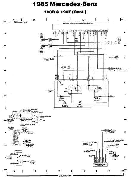 Auxiliary Fuse Box Diagram Mercedes Benz Ml500. Mercedes