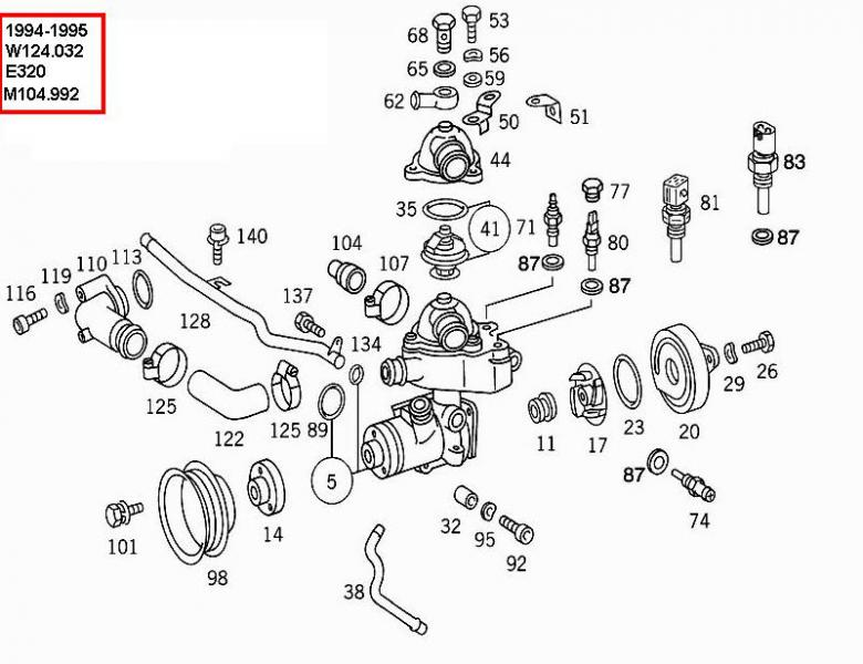 Mercedes S320 Engine Diagram. Mercedes. Auto Wiring Diagram