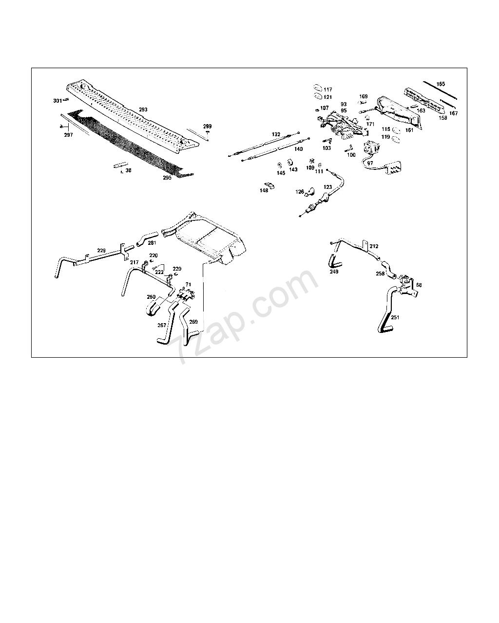 W114 Acc Vacuum Diagram
