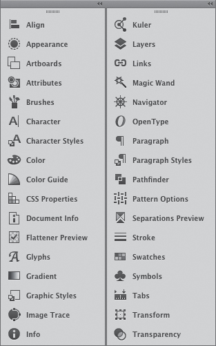 Tool Icons Definition