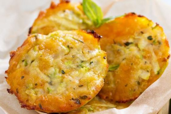 Muffin salati merenda per la scuola