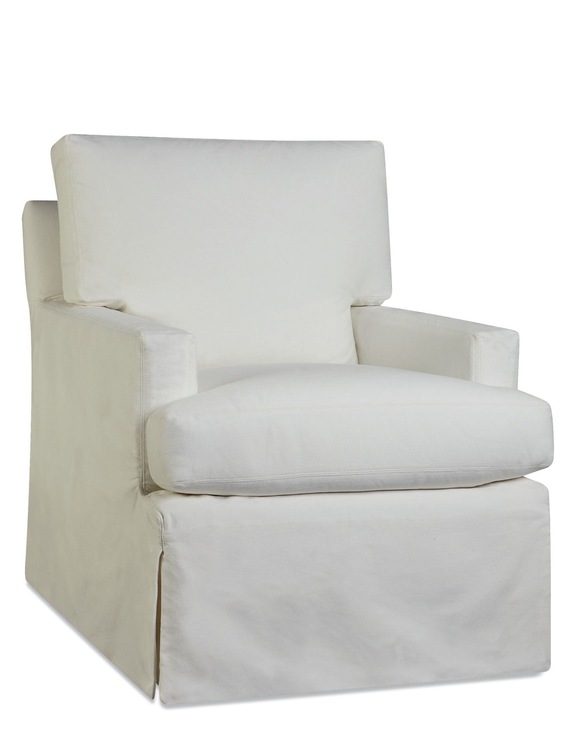 swivel chair covers picture of upholstered slipcover peach tree designs