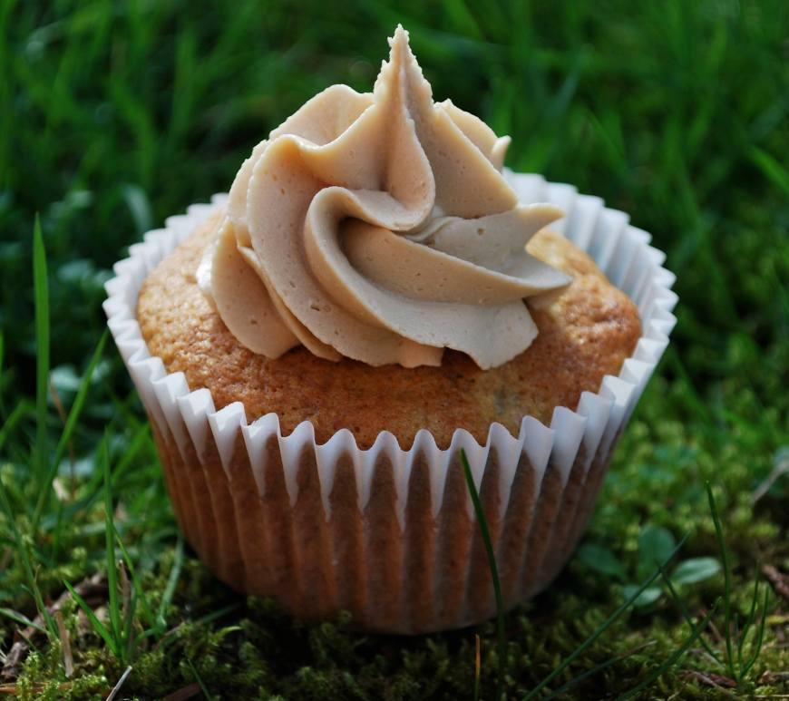 Banoffee Cupcake