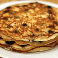Pancakes for dinner, anyone? (photo by Heather)
