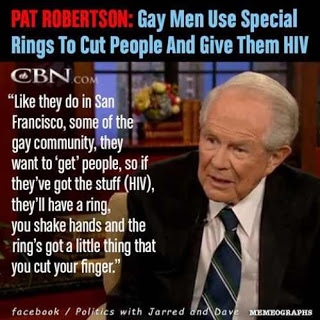 "Pat Robertson Loses ""AIDS Ring"" Video Battle; Video Deemed Fair Use"