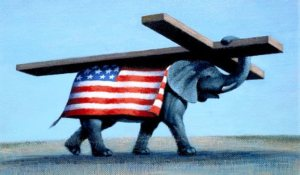 GOP Dominionism Christianity