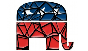 GOP Crazy Train - the Republican Party is broken conservative