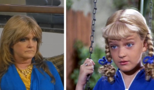 Susan Olsen went on an anti-gay tirade against Leon Acord-Whiting