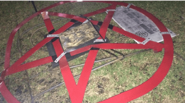 Boca Raton Secular Displays Vandalized Yet Again
