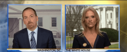 Alternative Facts: Kellyanne Conway Rationalizes WH Lies