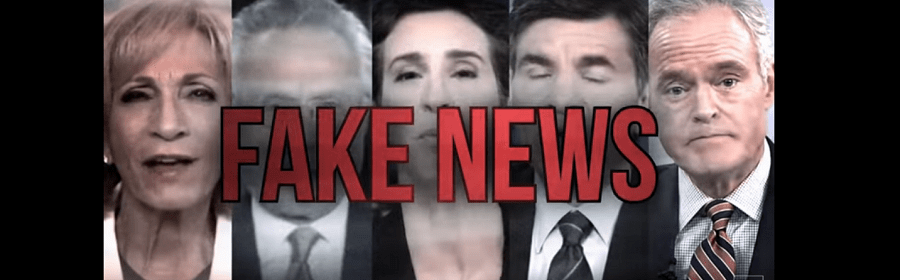 The Trump 2020 campaign ad calling mSM fake news was rejected by several networks - but that does not make it a free speech or First Amendment issue