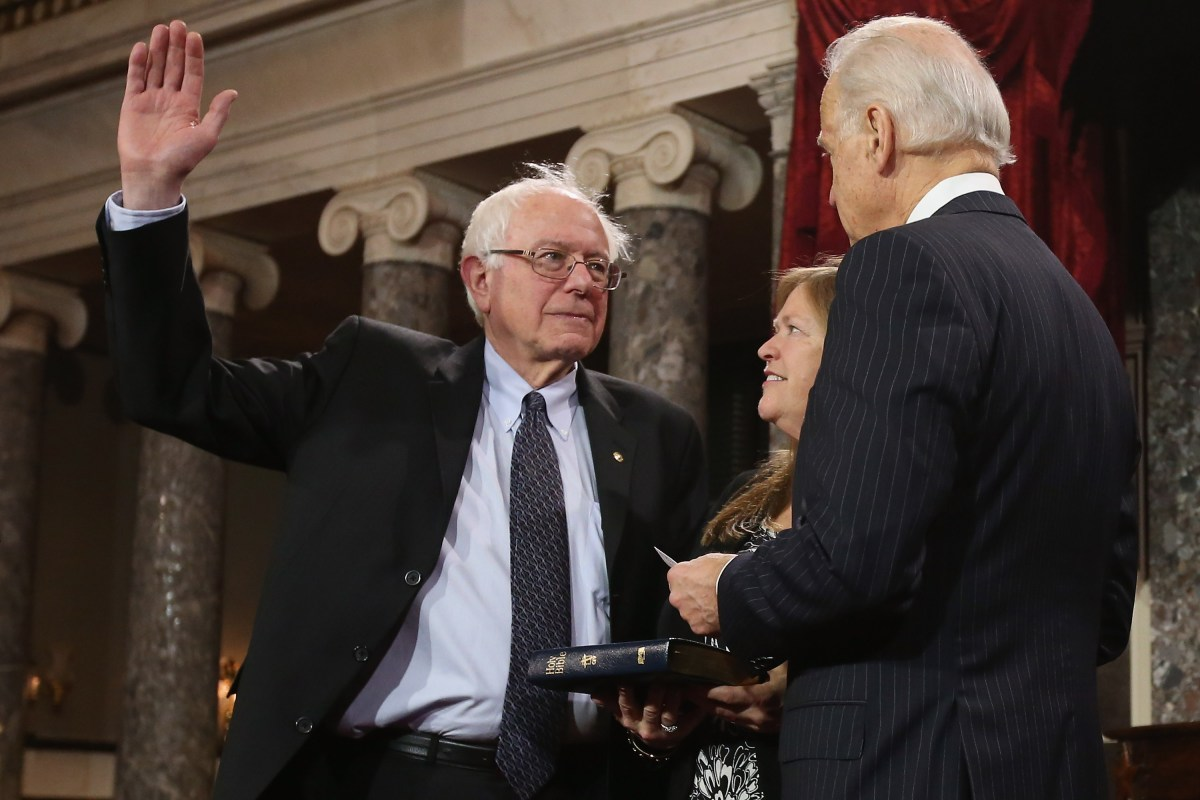 Bernie Sanders and Joe Biden are both wrong for 2020