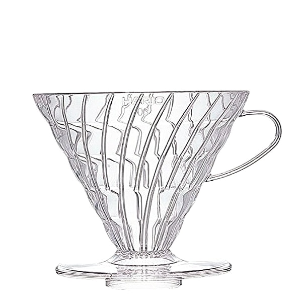 Hario V60 Coffee Dripper 03 Clear