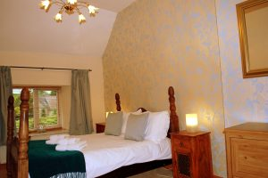 Hillocks Cottage - Double bedroom