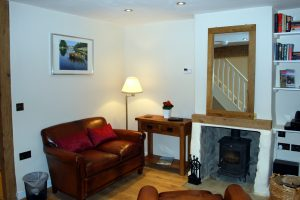 Joiners Cottage - Sitting room