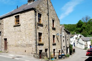 Corner Cottage, Stoney Middleton - Outside