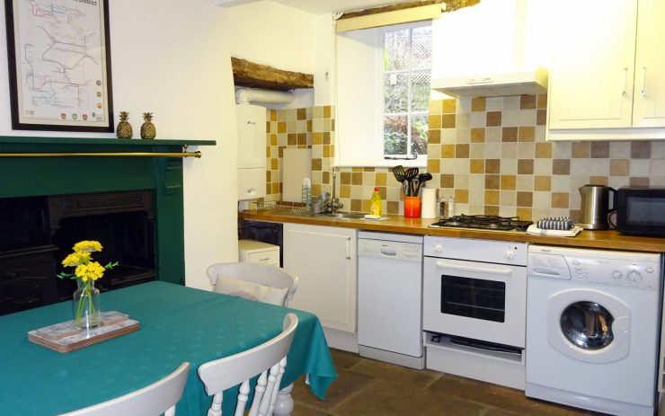 Cherry Cottage, Kitchen / Diner