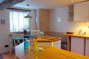 Bridge Cottage, Castleton, Peak District Holiday - Kitchen / Diner