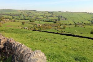 Ringwood, Dungworth, Peak District Holiday - View