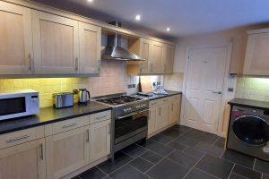 Clock Cottage, Matlock, Kitchen