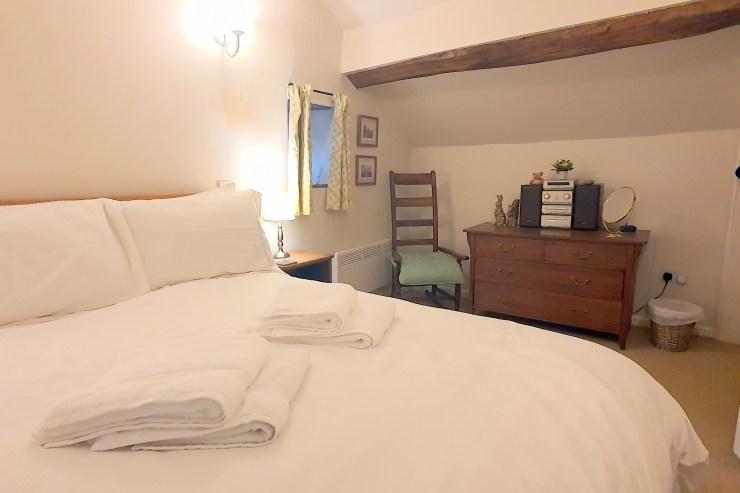 Stanton Cottage - Double Bedroom