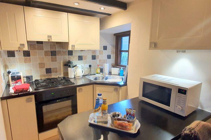 Stanton Cottage - Kitchen