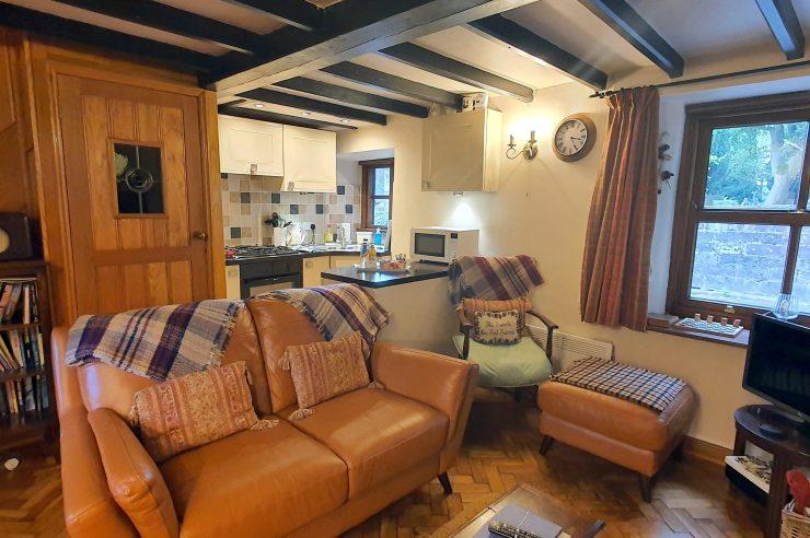 Stanton Cottage - Sitting Room