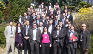Workshop PEAK - Les participants