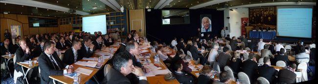 Panorama du Forum PEAK® 2010