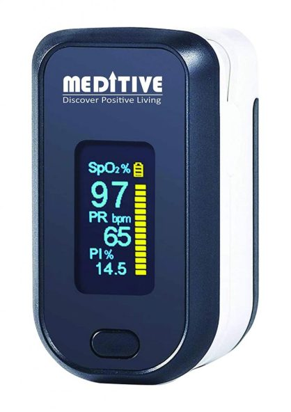 Meditive Pulse Oximeter, the best pulse oximeter in India