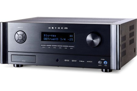 Audio/Video Receivers