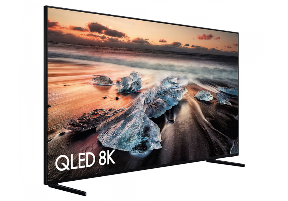 Q900RBFXZC 8K QLED TV's | ONE ONLY – DEMO MODEL
