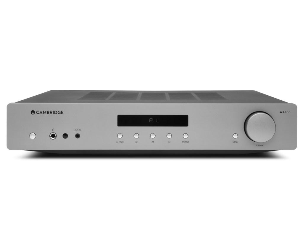 AXA35 – Integrated Amplifier