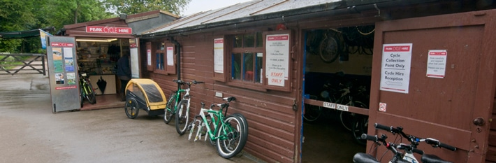 Ashbourne Cycle Hire Centre