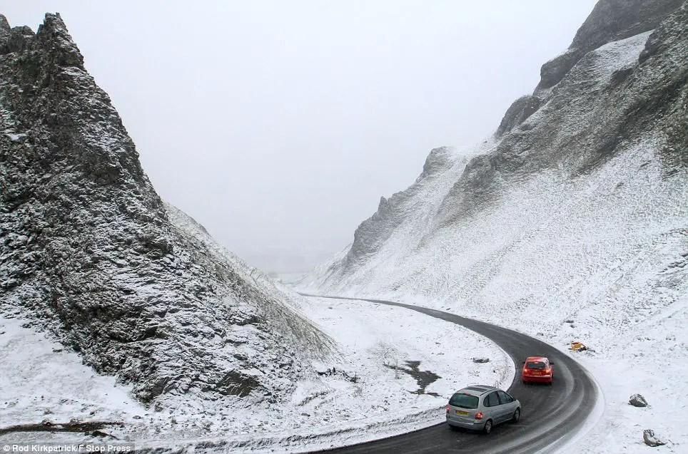 Peak District Weather