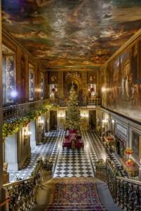 chatsworth house inside