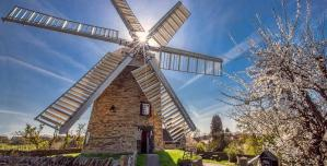 Heage Windmill Peak district