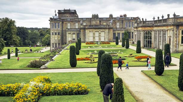 Lyme Park House and Garden