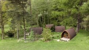 north lees campsite