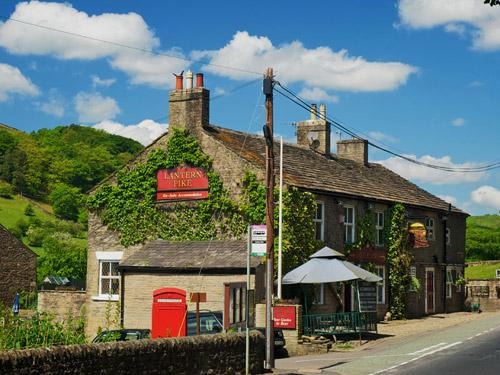 peak district pubs