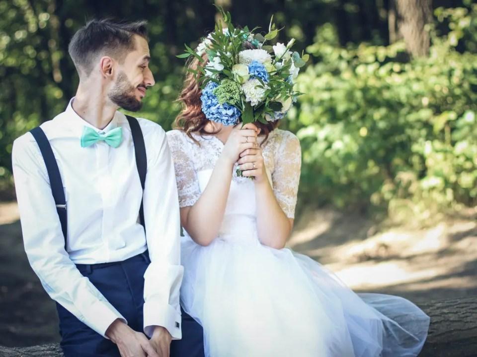 peak distrist wedding