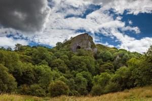 thors cave peak district
