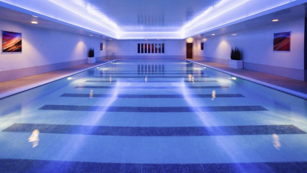 Mercure Sheffield St Paul's Hotel and Spa Pool