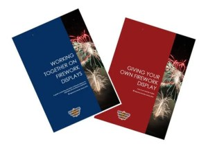 2 Health and Safety Guides to running firework displays