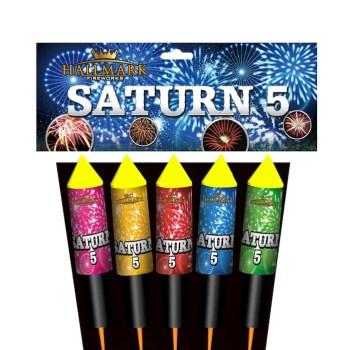 Saturn 5 firework rockets for sale
