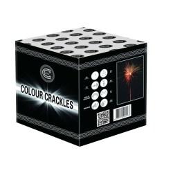 Colour crackles firework