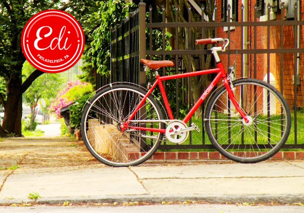 Edibikes: Custom Made Bikes for the Philly Commuter