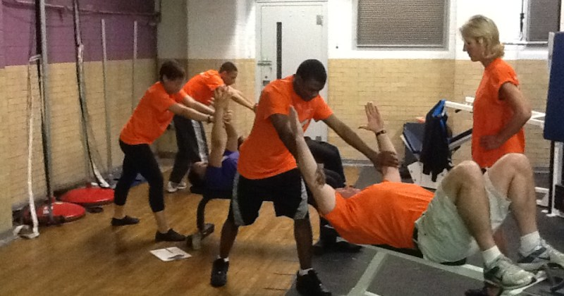 Youth Mentoring Partnership's Friend Fitness Program, Supporting Youth Through Exercise