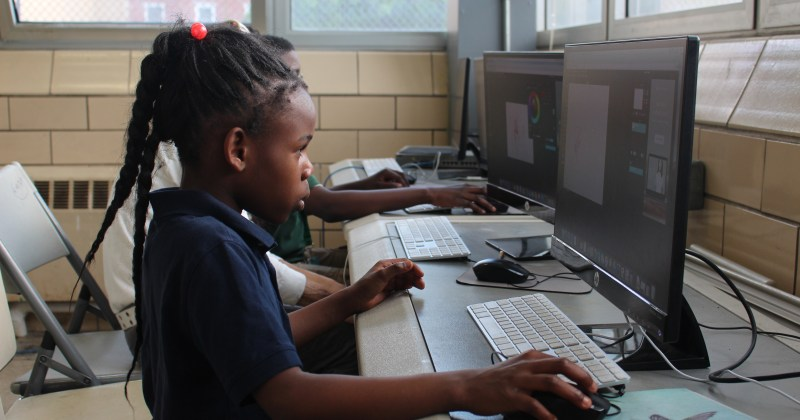 Connecting young minds through code